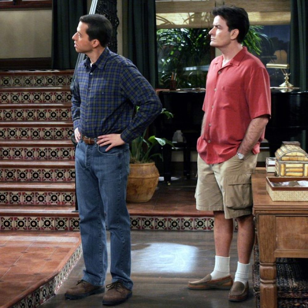 Charlie Harper Costume - Two and A Half Men Fancy Dress - Charlie Harper Shoes