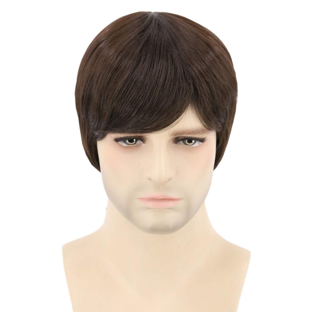 Dalton Lambert Costume - Insidious Fancy Dress - Dalton Lambert Hair Wig