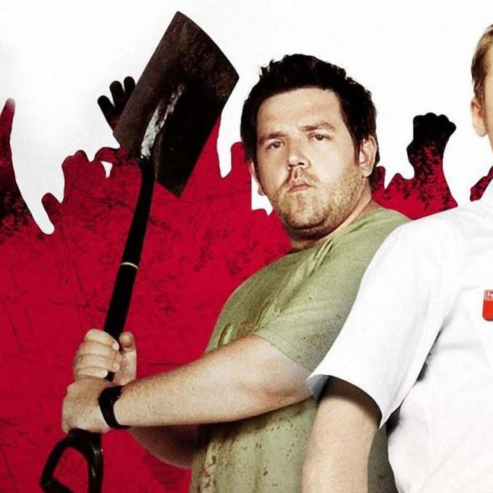 Shaun of the Dead Costume - Shaun of the Dead Fancy Dress - Ed Shovel