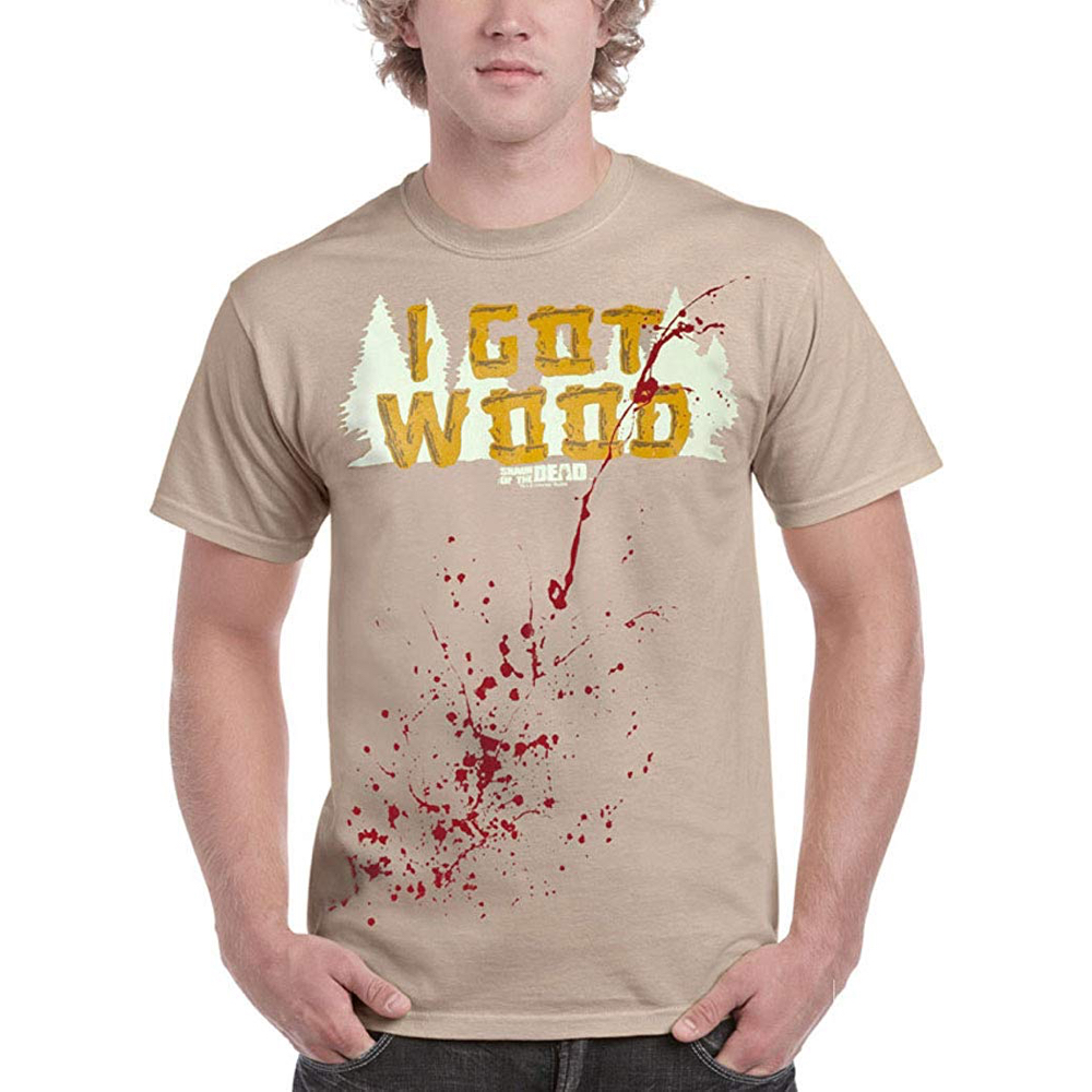 Shaun of the Dead Costume - Shaun of the Dead Fancy Dress - Ed T-Shirt