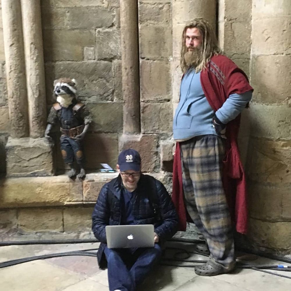 Fat Thor Costume - Avengers: Endgame Fancy Dress - Fat Thor Crocs