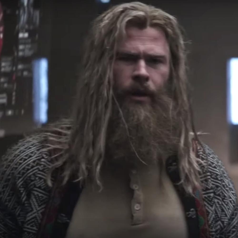 Fat Thor Costume - Avengers: Endgame Fancy Dress - Fat Thor T-Shirt