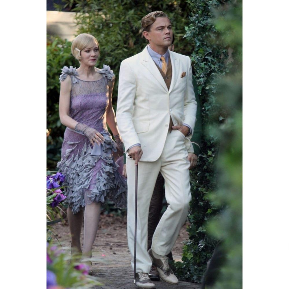 Jay Gatsby Costume - The Great Gatsby Fancy Dress - Jay Gatsby Walking Stick