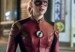 Jessie Quick Costume - The Flash Fancy Dress - Jessie Quick Cosplay