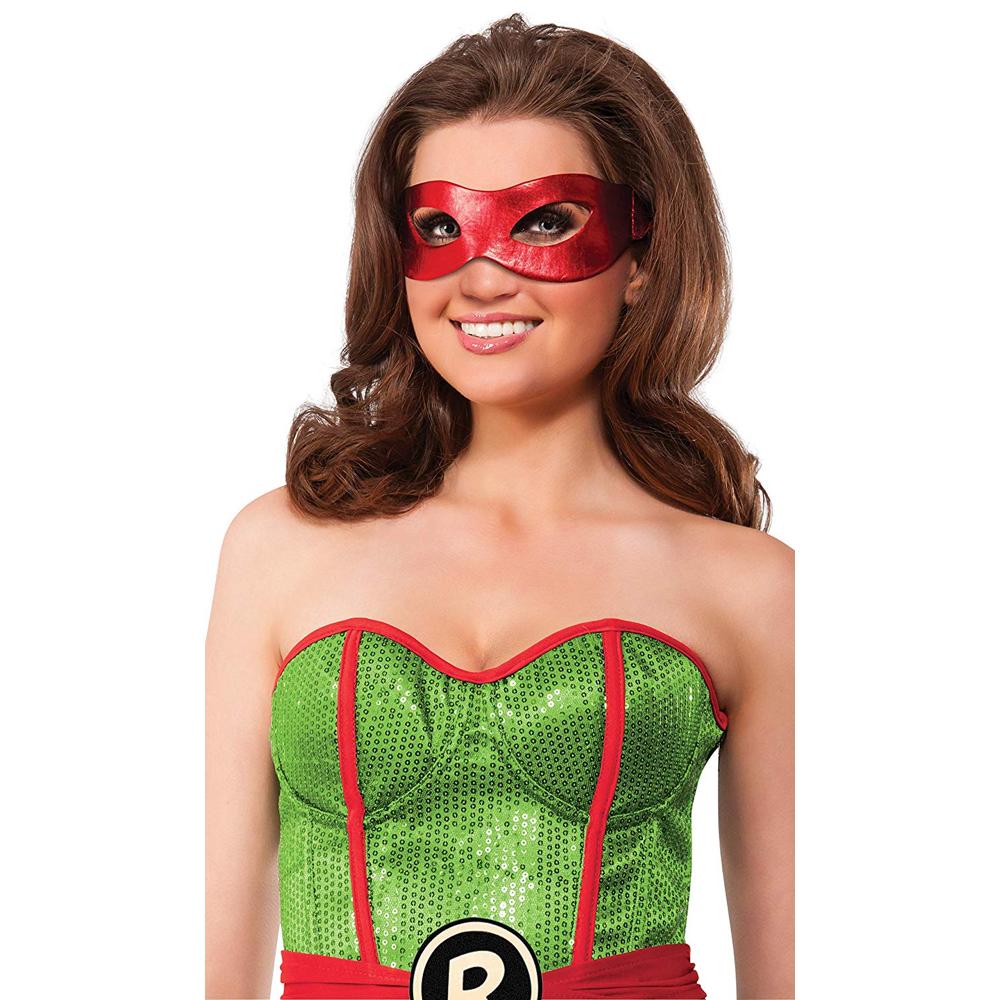 Jessie Quick Costume - The Flash Fancy Dress - Jessie Quick Mask