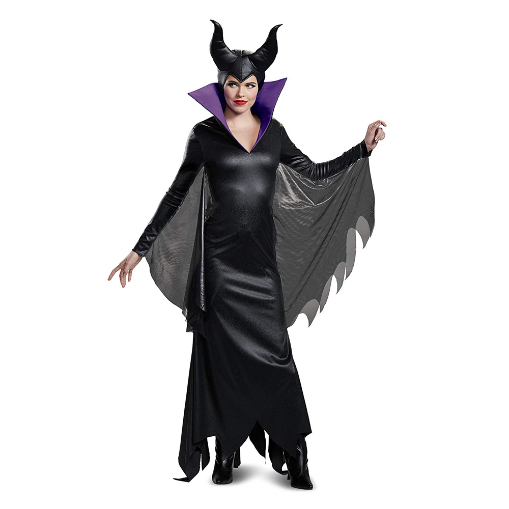 Maleficent Costume - Maleficent Fancy Dress - Maleficent Gown