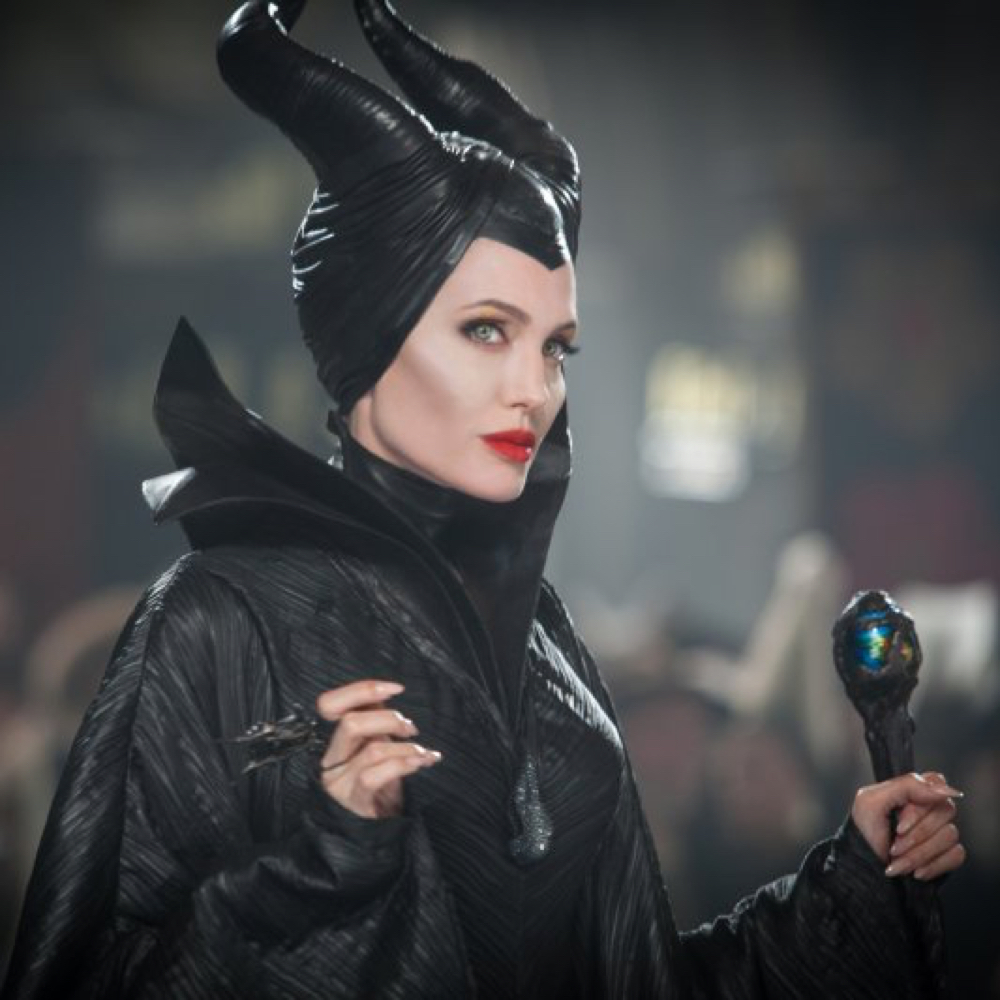 Maleficent Costume - Maleficent Fancy Dress - Maleficent Staff