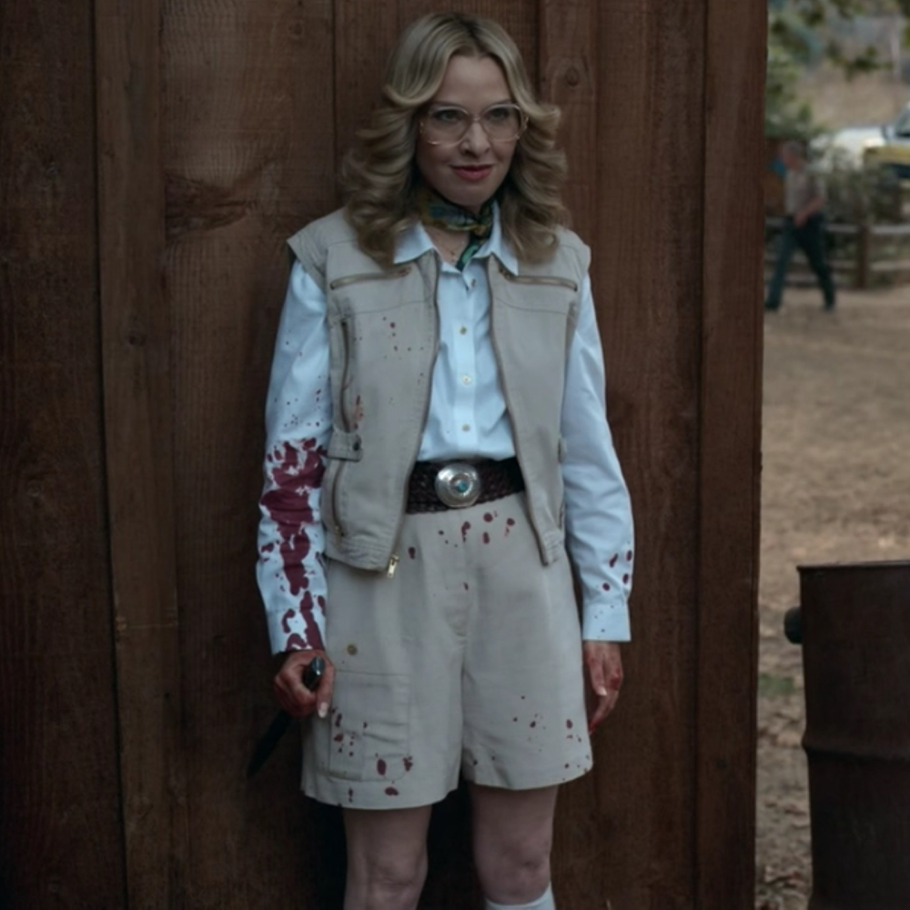 Margaret Booth Costume - American Horror Story Fancy Dress - Margaret Booth Belt
