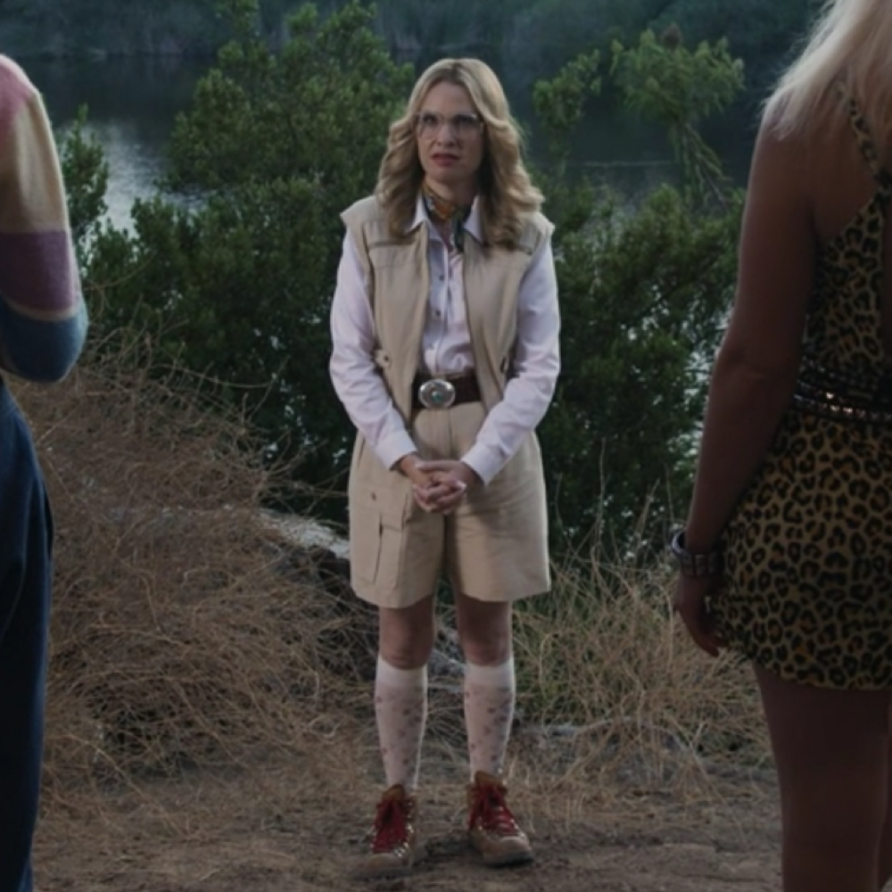 Margaret Booth Costume - American Horror Story Fancy Dress - Margaret Booth Boots