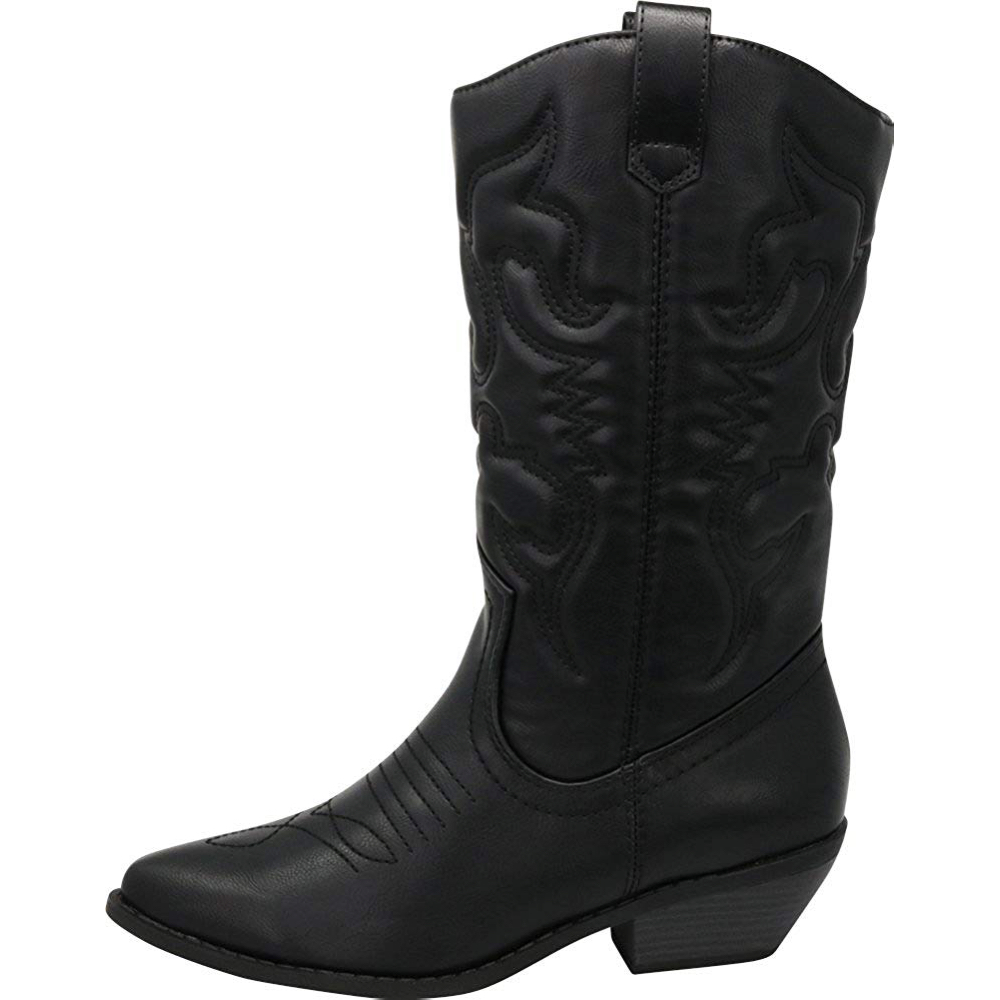 Montana Duke Costume - American Horror Story Fancy Dress - Montana Duke Boots