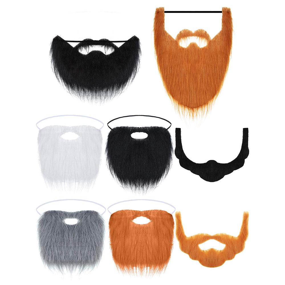 Mr Jingles Costume - American Horror Story Fancy Dress - Mr Jingles Beard