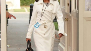 Olivia Pope Costume - Scandal Fancy Dress - Olivia Pope Cosplay