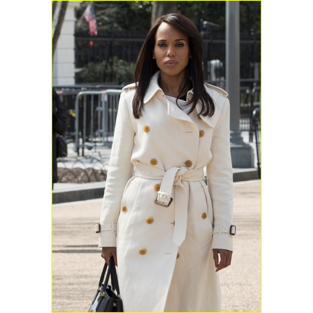 Olivia Pope Costume - Scandal Fancy Dress - Olivia Pope Top