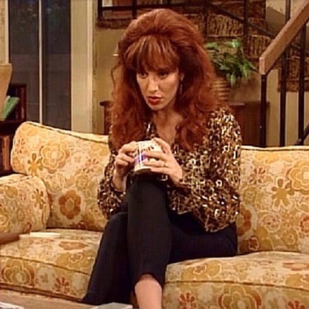 Peggy Bundy Costume - Married With Children Fancy Dress - Peggy Bundy Blouse