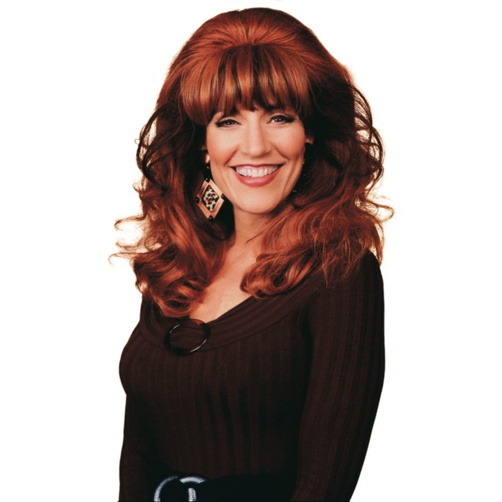 Peggy Bundy Costume - Married With Children Fancy Dress - Peggy Bundy Hair Wig