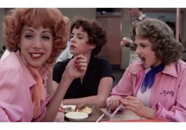 Pink Ladies Costume - Grease Fancy Dress - Pink Ladies Cosplay