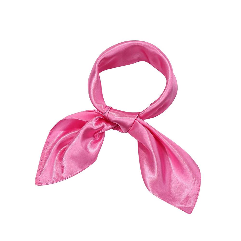 Pink Ladies Costume - Grease Fancy Dress - Pink Ladies Neckerchief