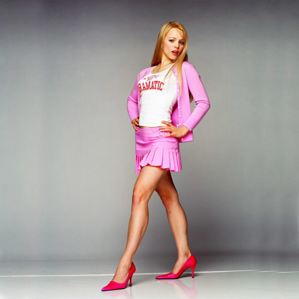 Regina George Costume - Mean Girls Fancy Dress - Regina George Cardigan