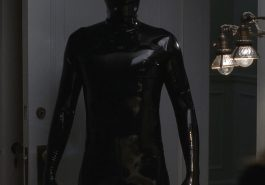 Rubber Man Costume - American Horror Story Fancy Dress - Rubber Man Costume