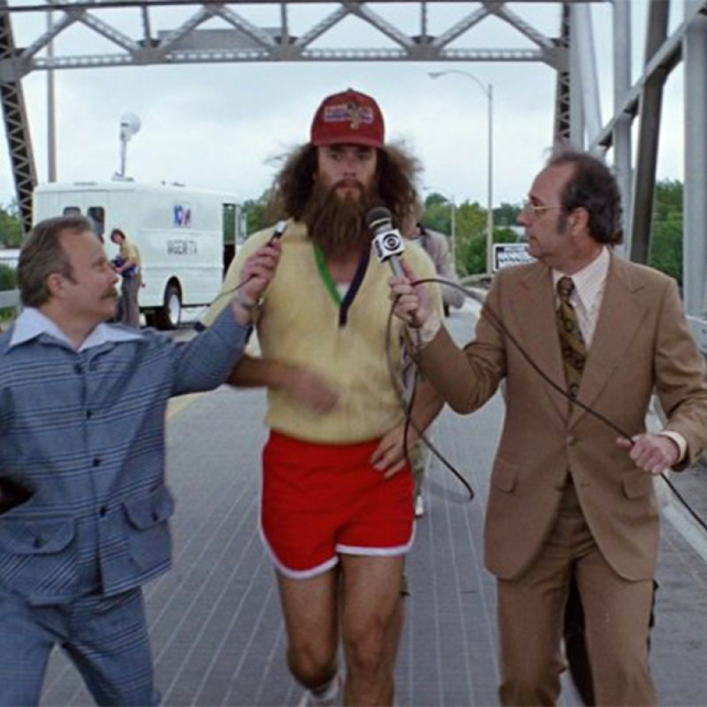Running Forrest Gump Costume - Forrest Gump Fancy Dress - Running Forrest Gump Shorts