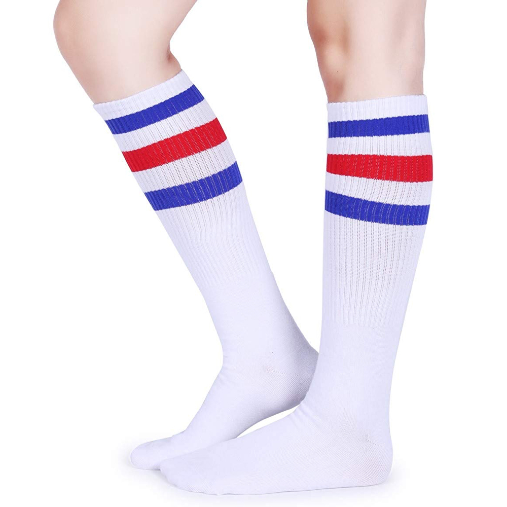Running Forrest Gump Costume - Forrest Gump Fancy Dress - Running Forrest Gump Socks