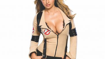 Sexy Ghostbusters Costume - Ghostbusters Fancy Dress - Sexy Ghostbusters Cosplay