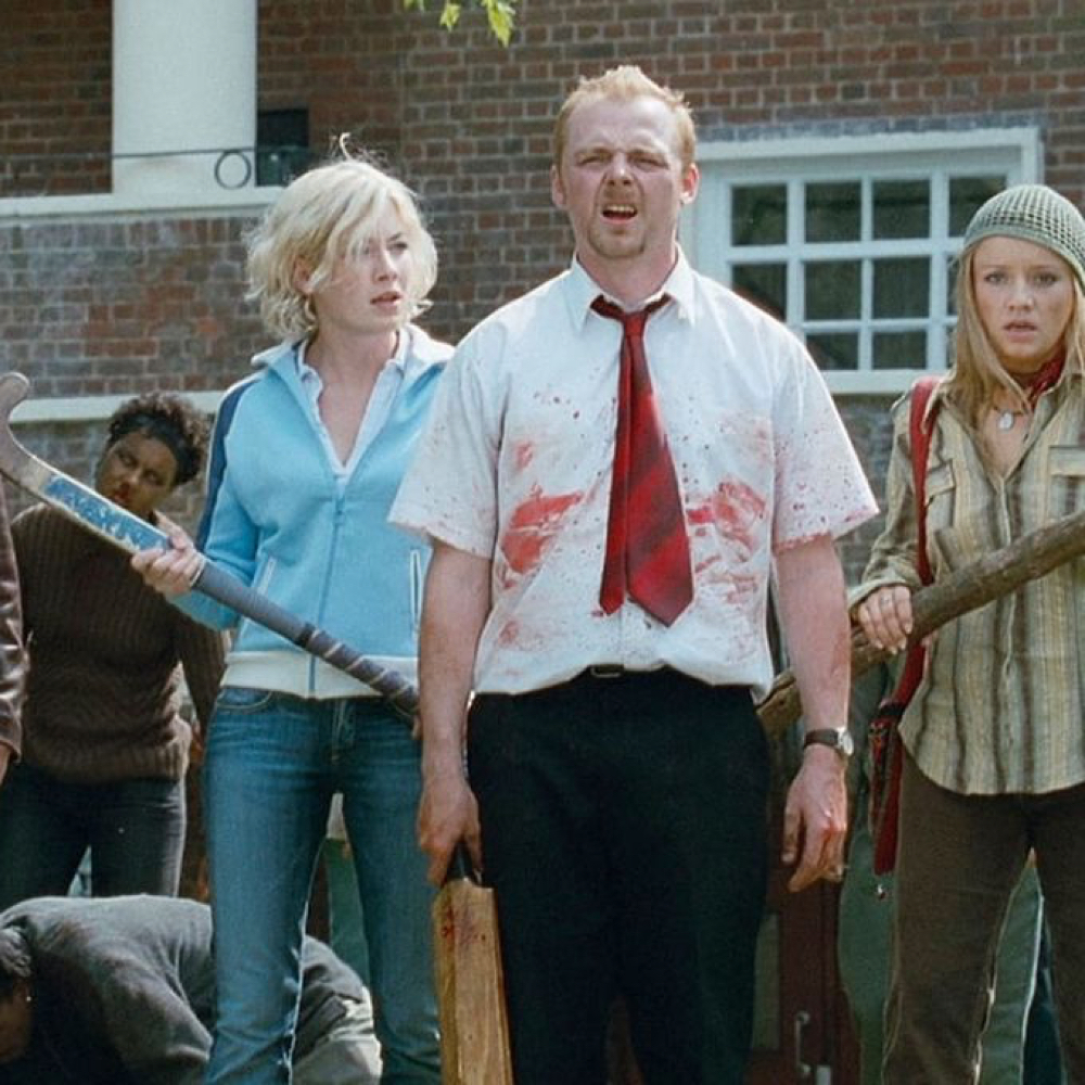 Shaun of the Dead Costume - Shaun of the Dead Fancy Dress - Shaun Pants