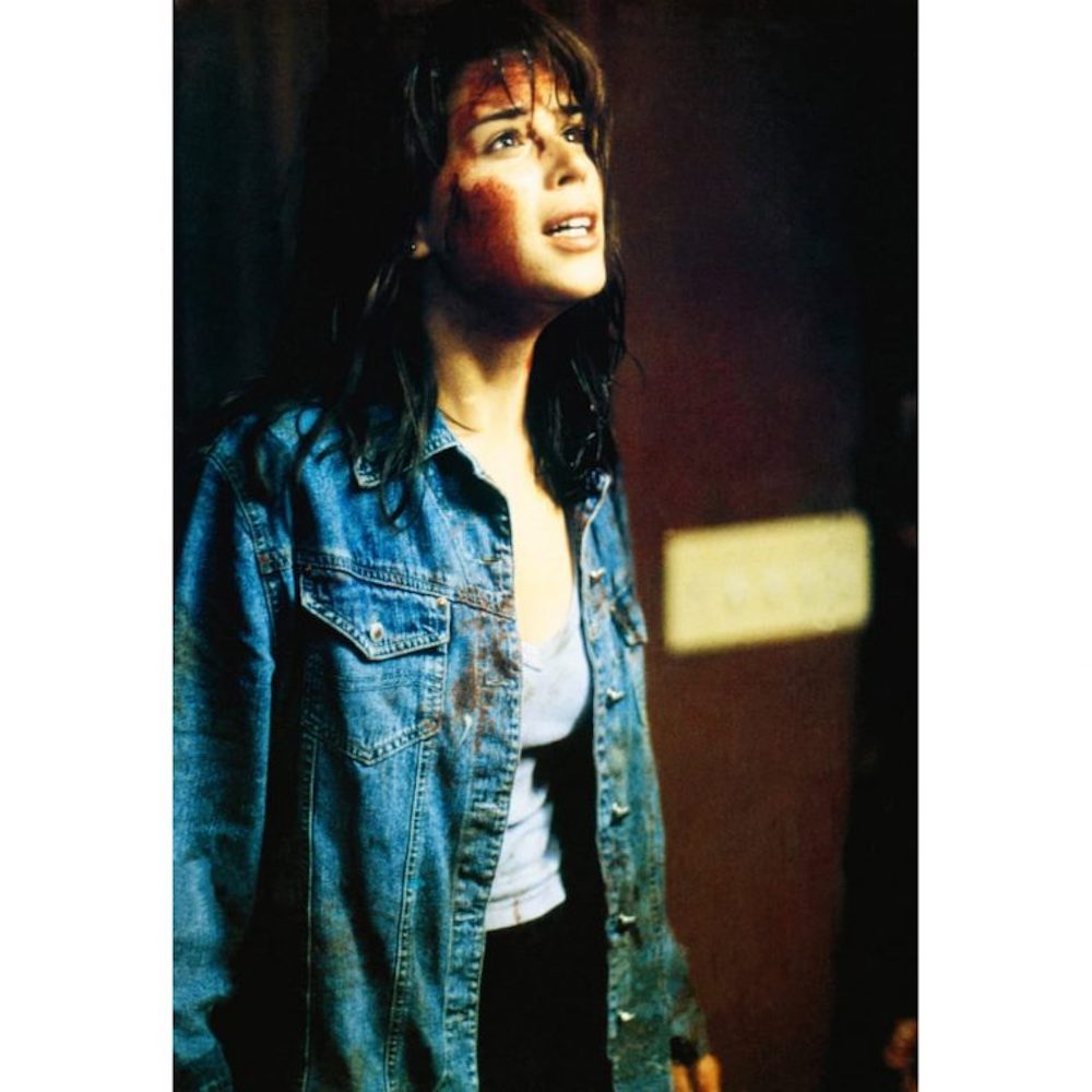 Sidney Prescott Costume - Scream Fancy Dress - Sidney Prescott Pants