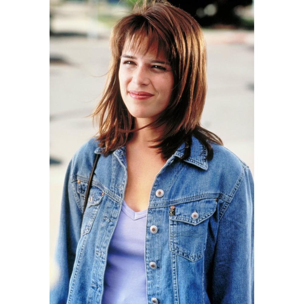 Sidney Prescott Costume - Scream Fancy Dress - Sidney Prescott Tank Top