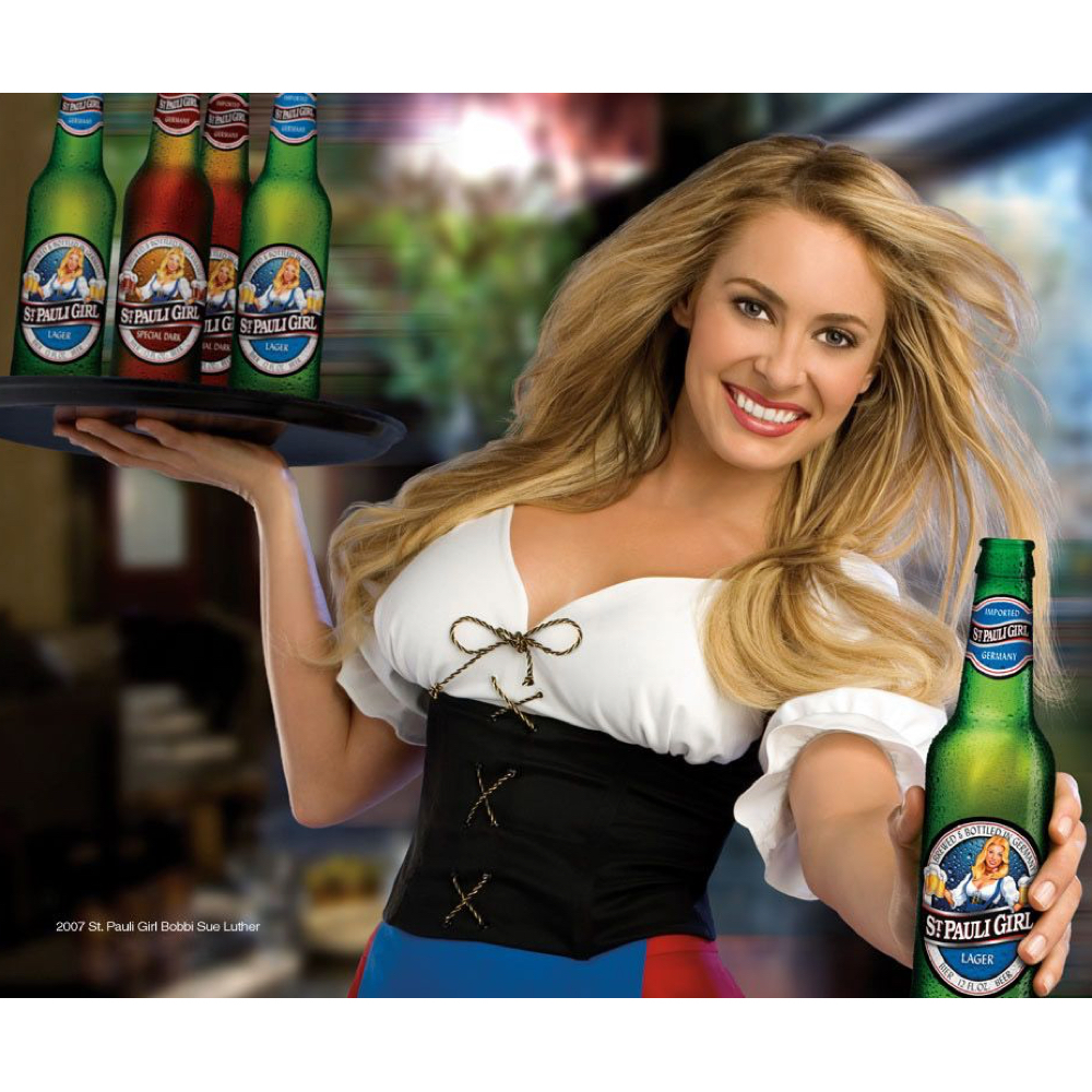 St Pauli Girl Costume - St Pauli Girl Fancy Dress - St Pauli Girl Beer