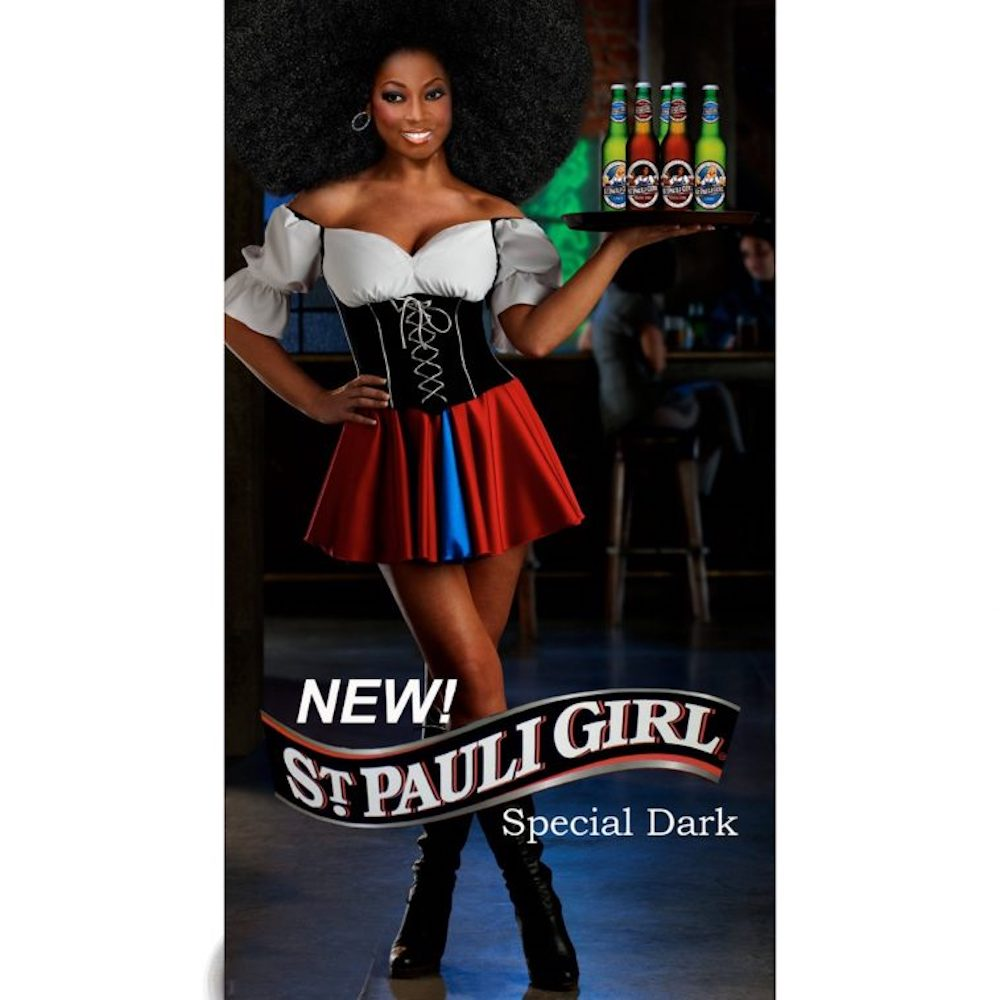 St Pauli Girl Costume - St Pauli Girl Fancy Dress - St Pauli Girl Corset