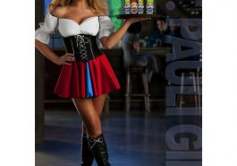 St Pauli Girl Costume - St Pauli Girl Fancy Dress - St Pauli Girl Cosplay