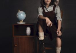 Lyra Belacqua Costume - His Dark Materials Fancy Dress - Lyra Belacqua Cosplay