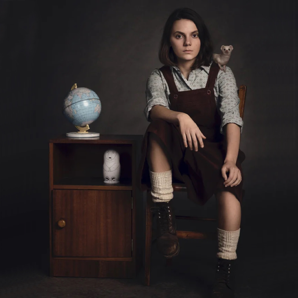 Lyra Belacqua Costume - His Dark Materials Fancy Dress - Lyra Belacqua Socks