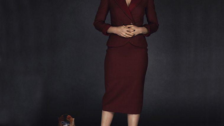Marisa Coulter Costume - His Dark Materials Fancy Dress - Marisa Coulter Cosplay