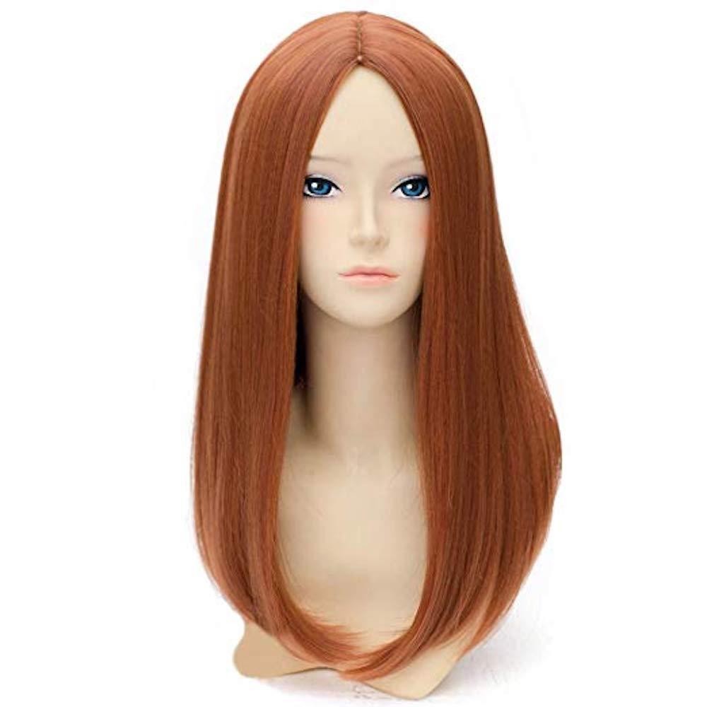 Amy Pond Costume - Amy Pond Police Woman Costume - Amy Pond Hair Wig