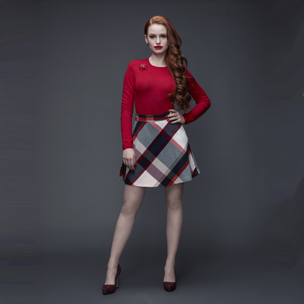 Cheryl Blossom Costume - Cheryl Blossom High Heels - Riverdale