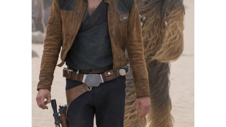 Han Solo Costume - Solo A Star Wars Story Costume