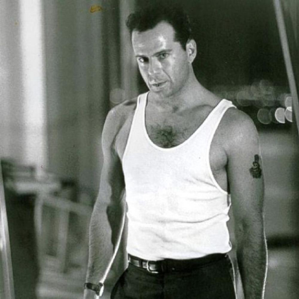 John McClane Costume - John McClane Belt