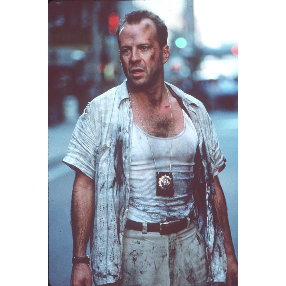 John McClane Costume - John McClane Dirt