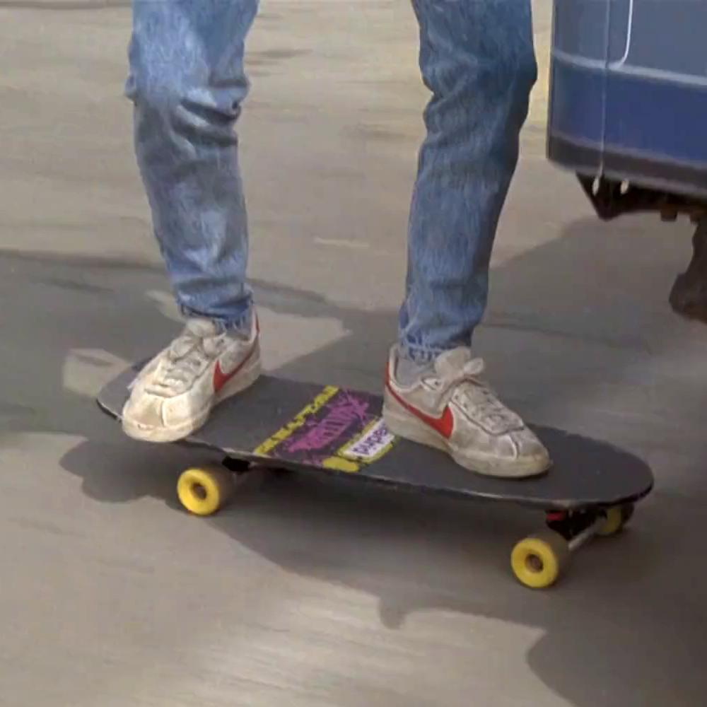 Marty McFly Costume - Marty McFly Retro Nike