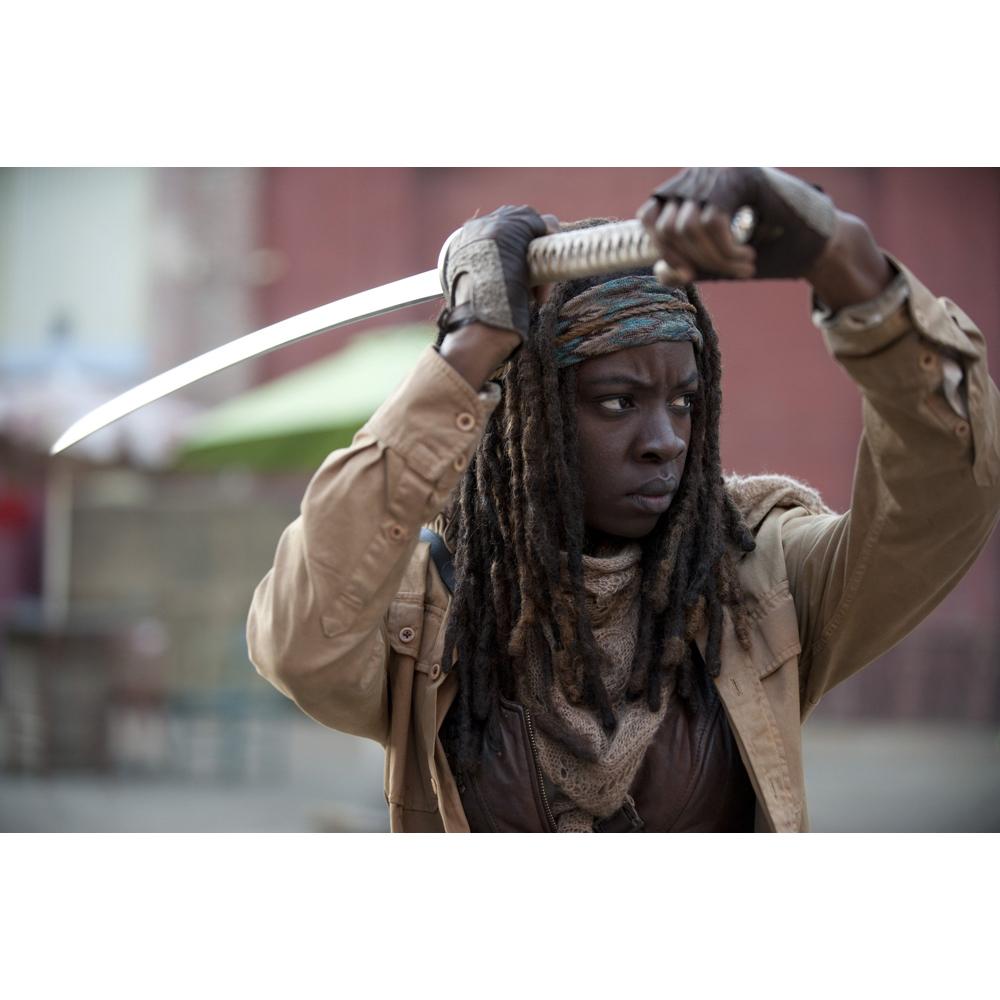 Michonne Costume - Michonne Katana - The Walking Dead
