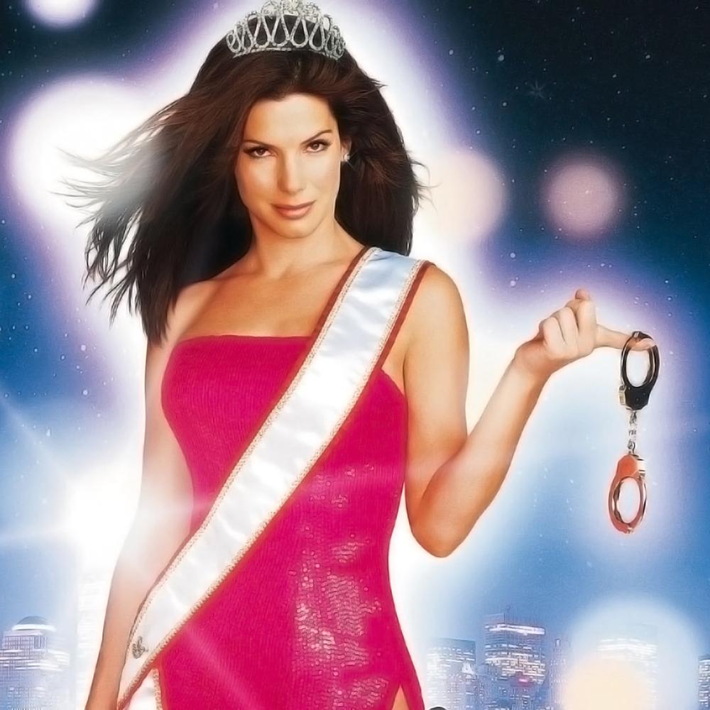 Miss Congeniality Costume - Sandra Bullock - Miss Congeniality Handcuffs