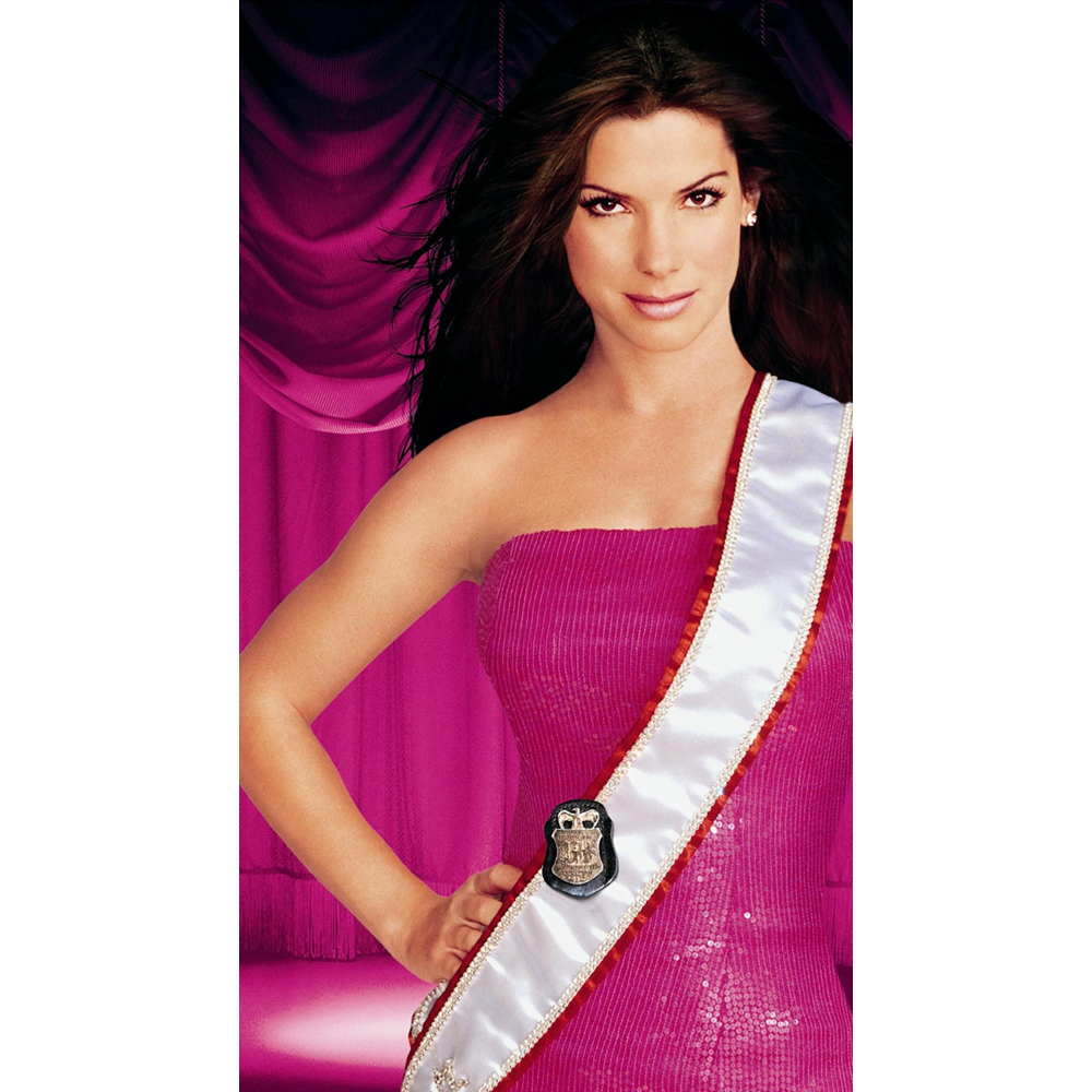 Miss Congeniality Costume - Sandra Bullock - Miss Congeniality Sash