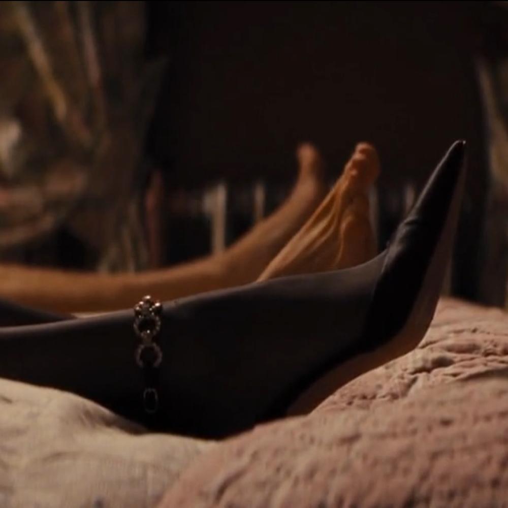 Naomi Belfort Costume - Margot Robbie - Naomi Belfort High Heels