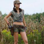 Rosita Espinosa Costume - The Walking Dead