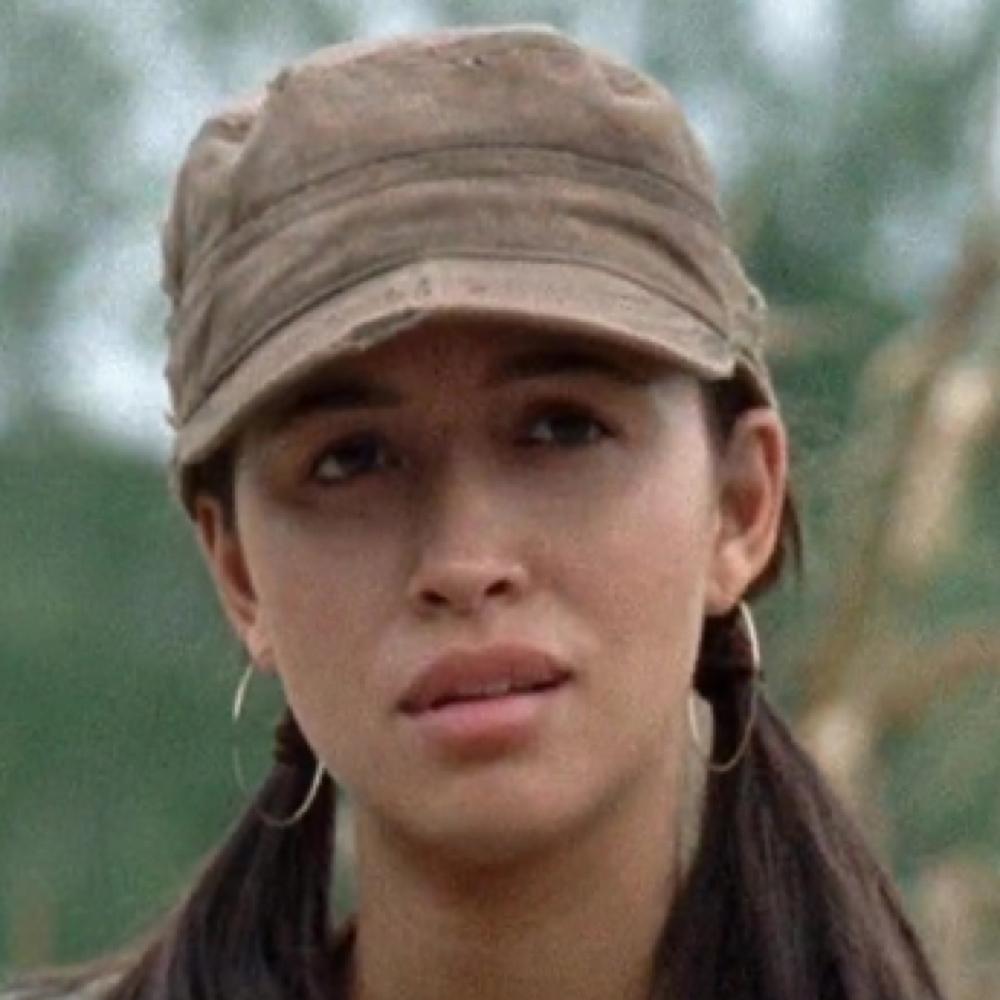 Rosita Espinosa Costume - Rosita Espinosa Earrings - The Walking Dead