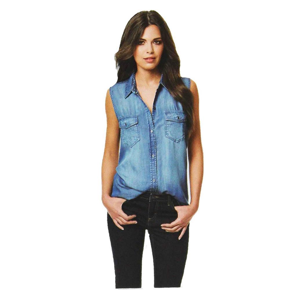 Rosita Espinosa Costume - Rosita Espinosa Shirt - The Walking Dead