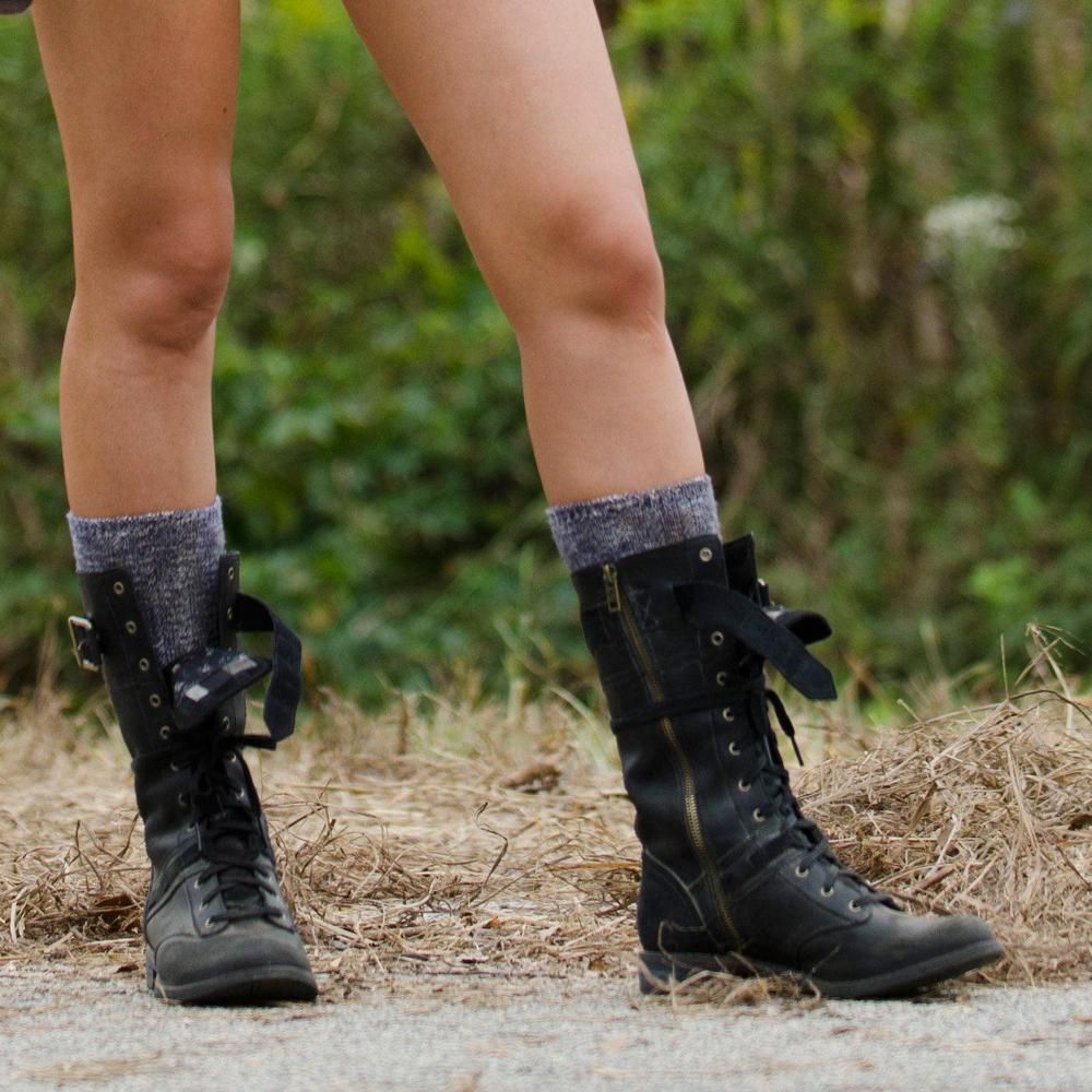 Rosita Espinosa Costume - Rosita Espinosa Socks - The Walking Dead