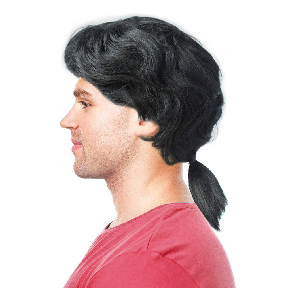 Vincent Vega Costume - Vincent Vega Hair Wig - Pulp Fiction Costume